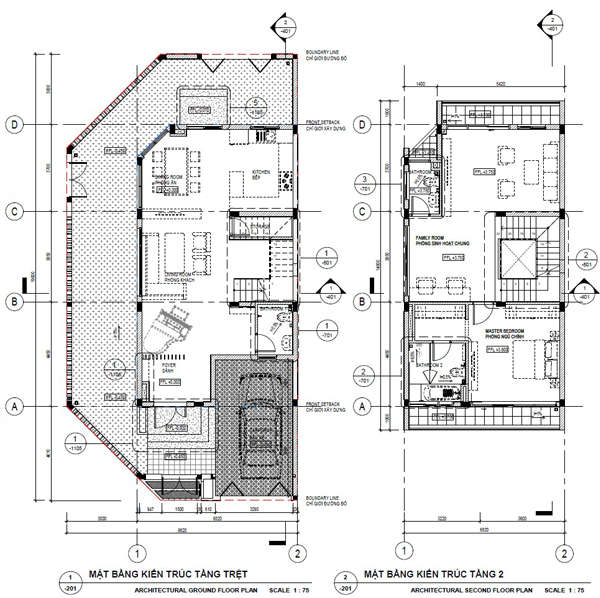 Xuất layout trong Revit Architecture